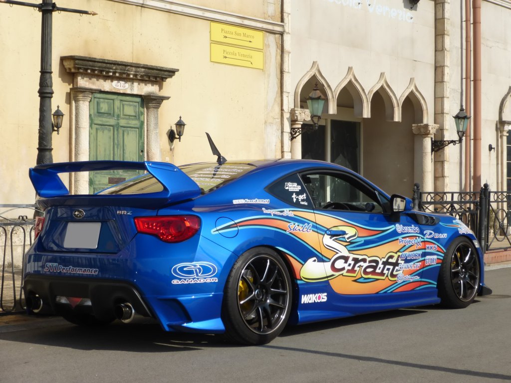 S-craft BRZ Photo1