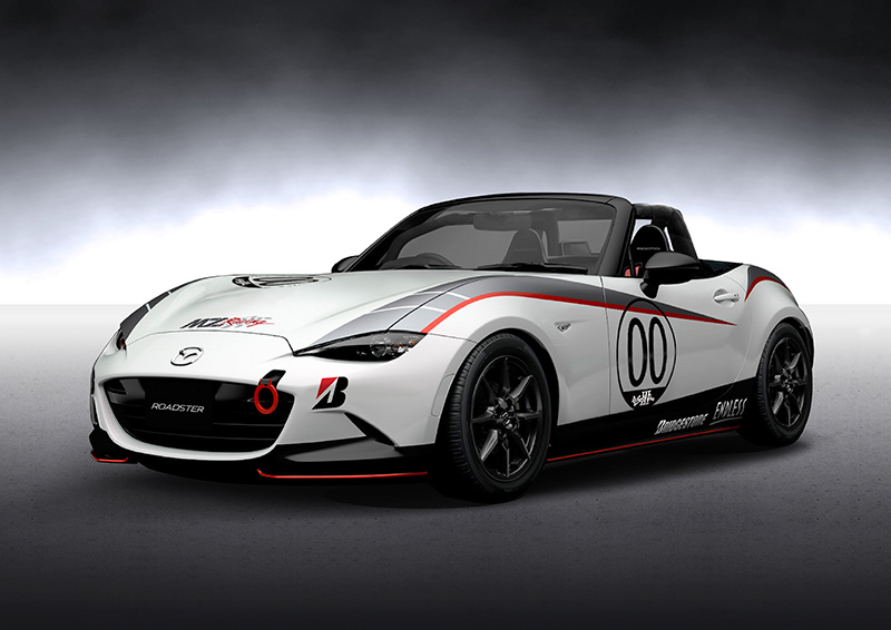 Roadster NR-A Racing Spec Photo1