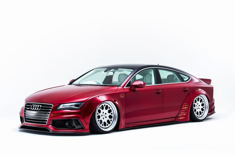 Alpil&LB☆WORKS AudiA7-RSR Photo1