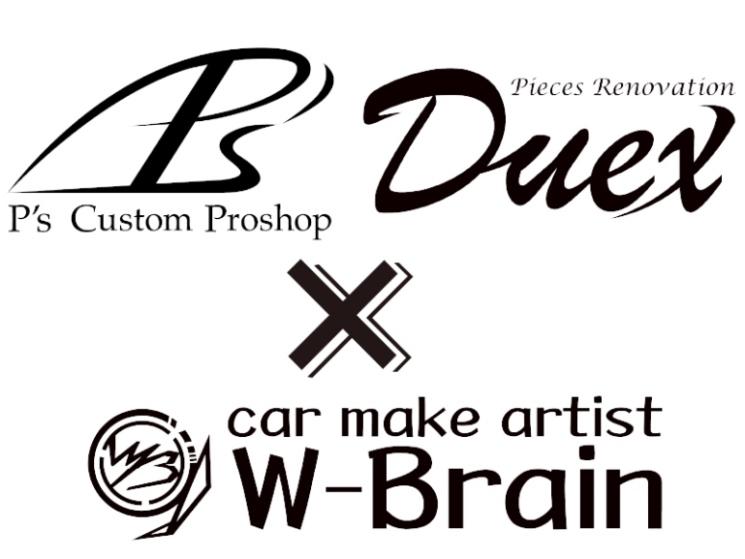 P's×Duex×W-Brain Photo