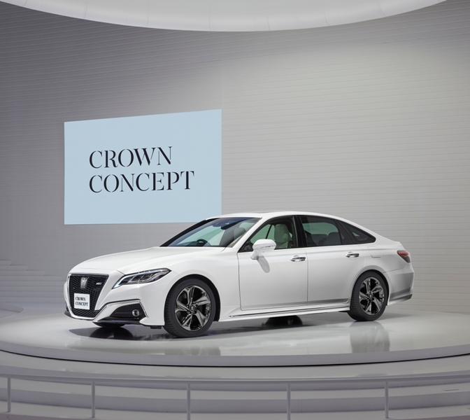 CROWN CONCEPT(純正用品) Photo1