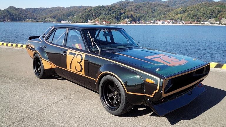 乱メリレーシング#73号車フルキット4ドアBer Photo1