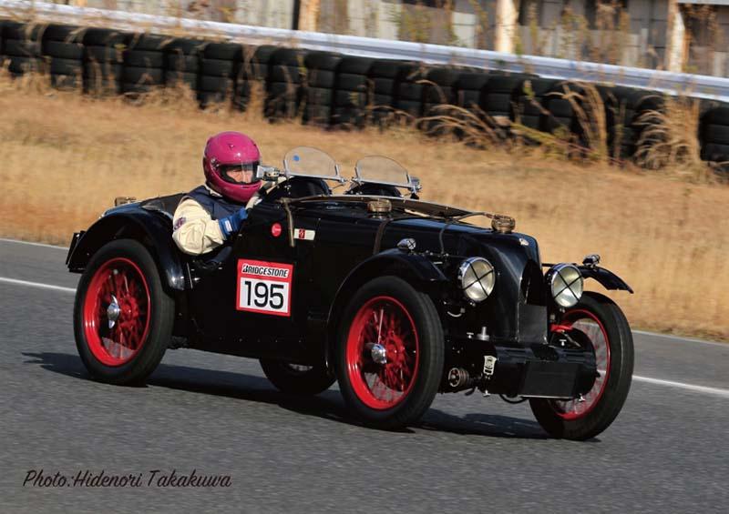 MG Cタイプ・モンテリー・ミジェット Photo1